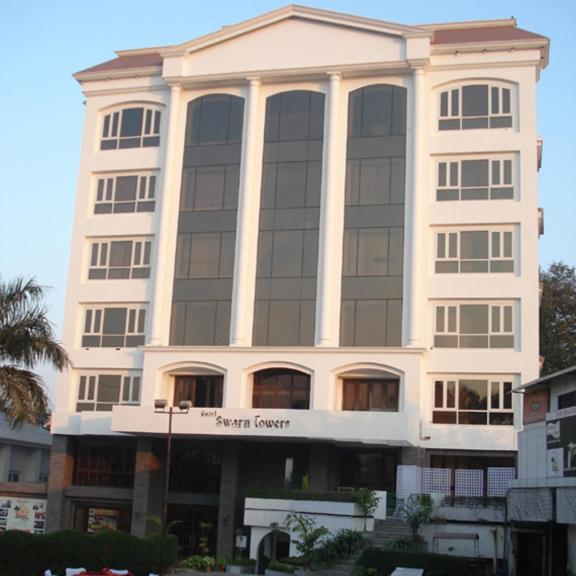 Hotel Swarn Towers, Bareilly, India - Booking com