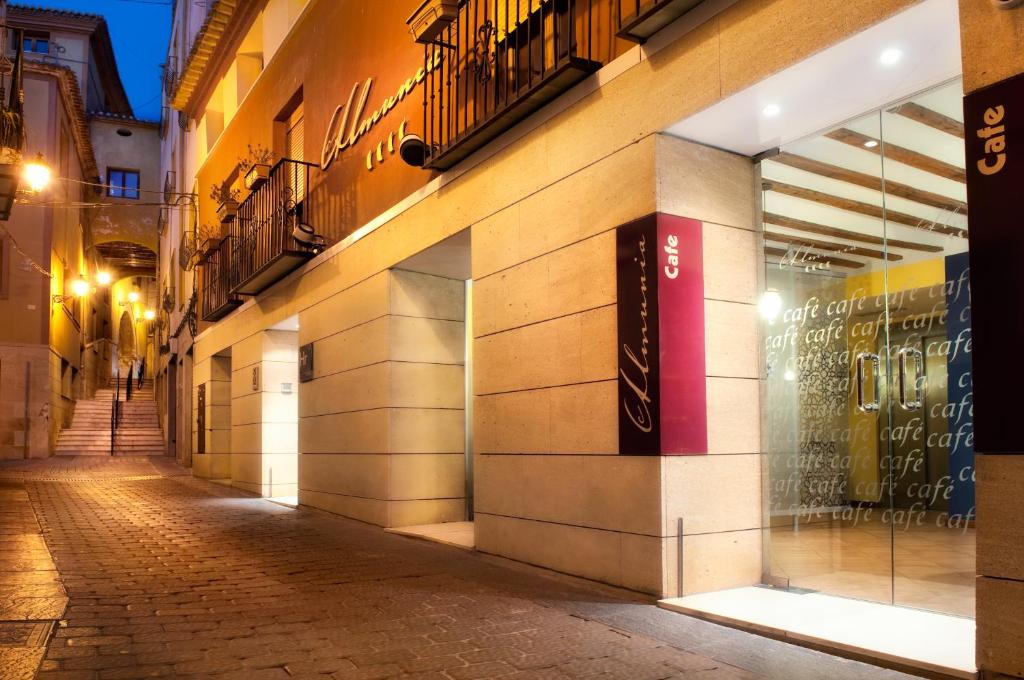 boutique hotels murcia  38