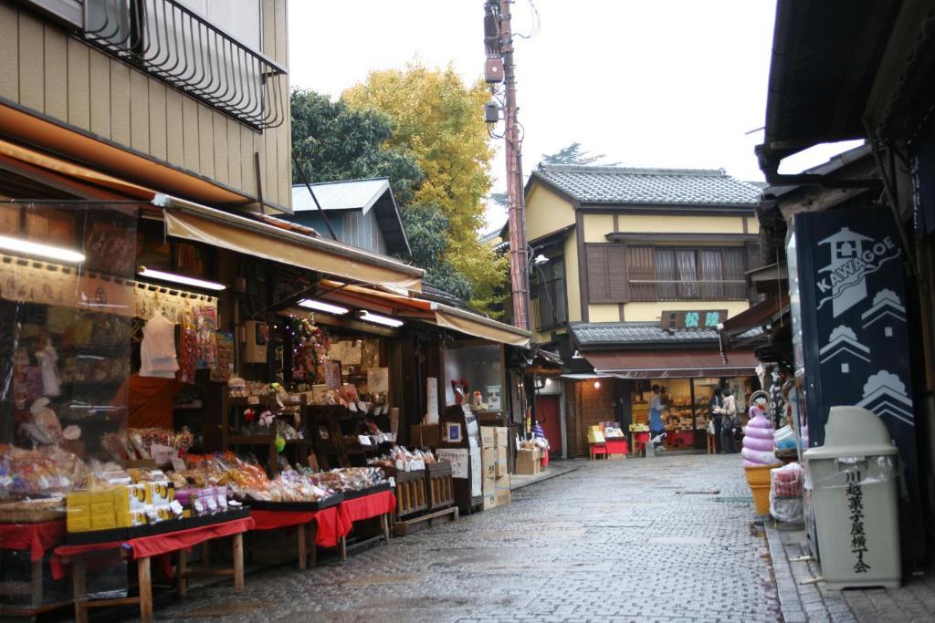 ポイント3.江戸情緒溢れる蔵の街並み散策