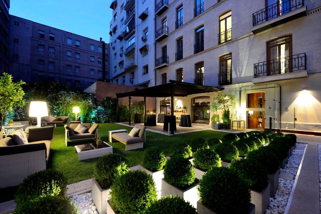 boutique hotels madrid  91