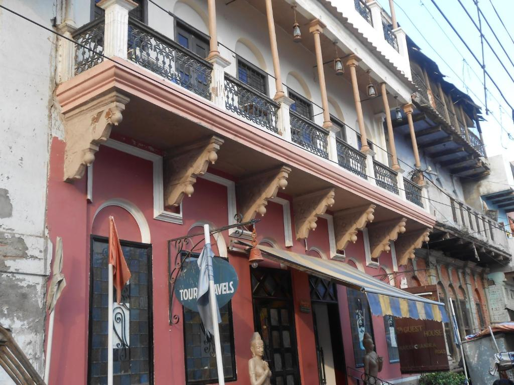 guesthouse silver ganges paying, varanasi, india - booking