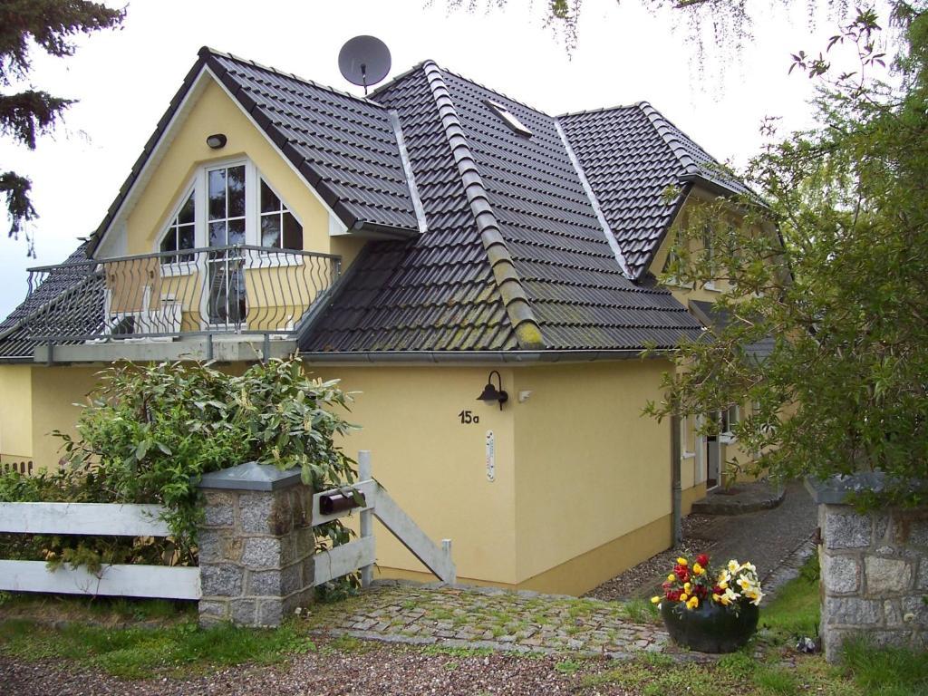 Apartment haus seeblick binz germany for Apartment haus