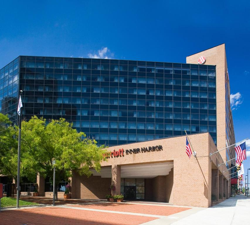 Baltimore Marriott Inner Harbor At Camden Yards Reserve Now Gallery Image Of This Property