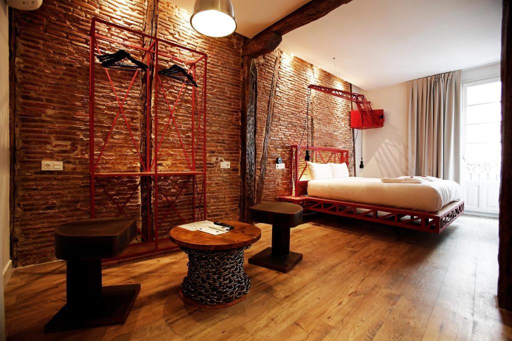 hoteles con encanto bilbao
