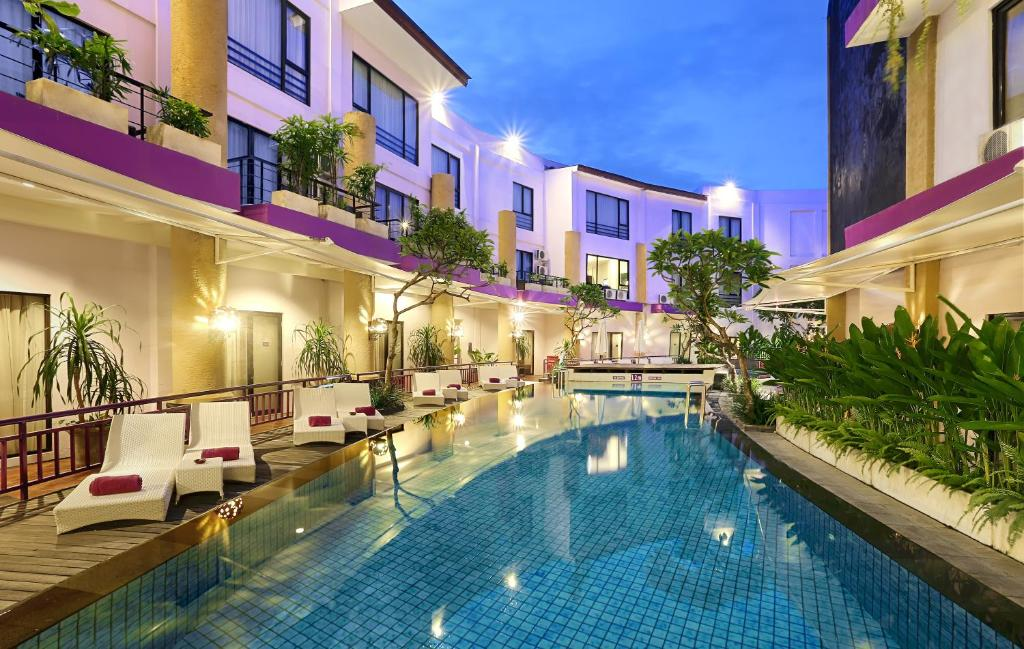 Kuta central park hotel indonesia for Best hotel di bali