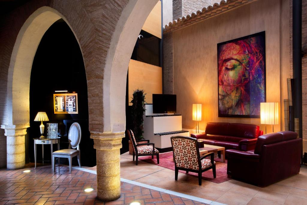boutique hotels in zaragoza  25