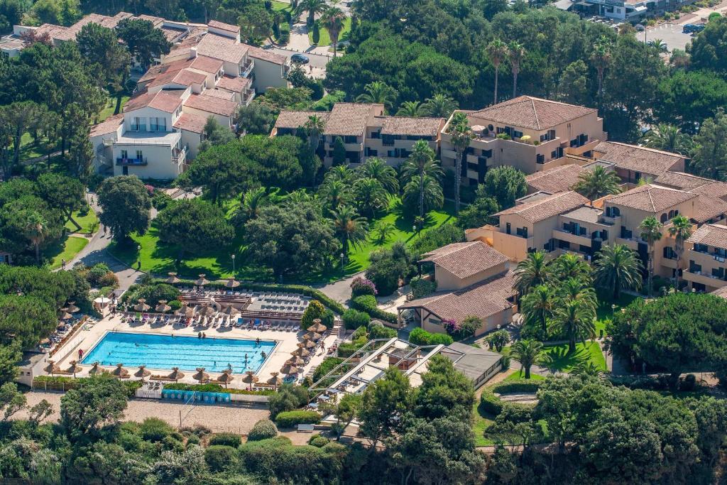 A bird's-eye view of Residence Club Marina Viva