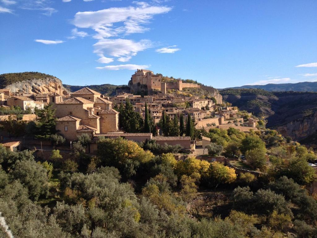 Apartments In Panzano Aragon