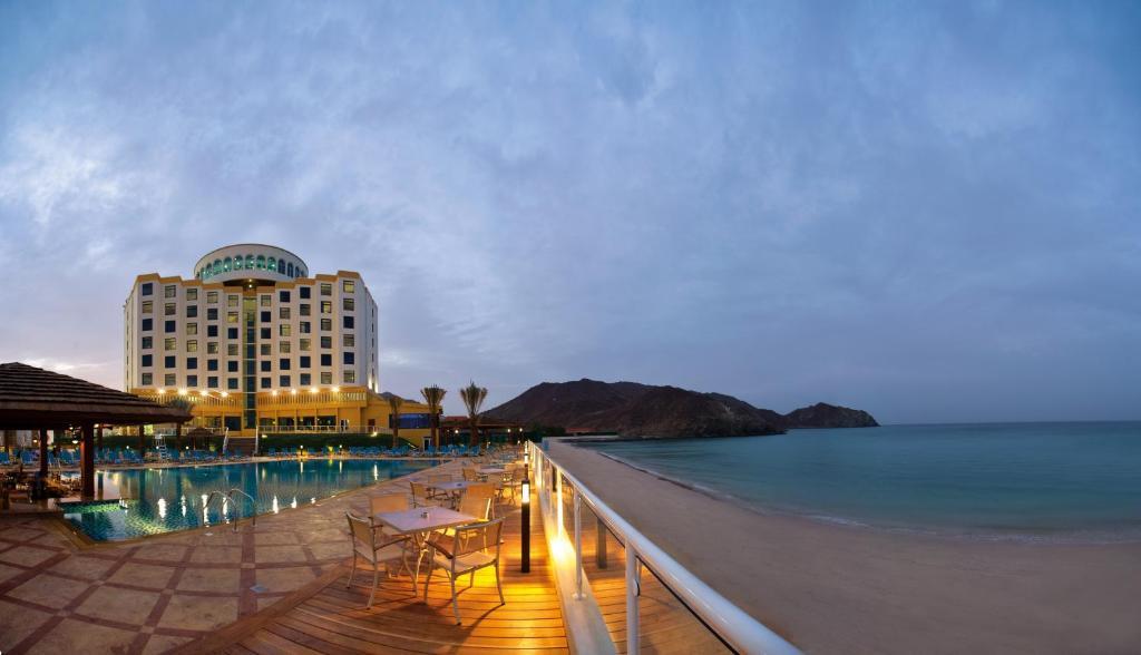 Dubai Hotel Spa Package