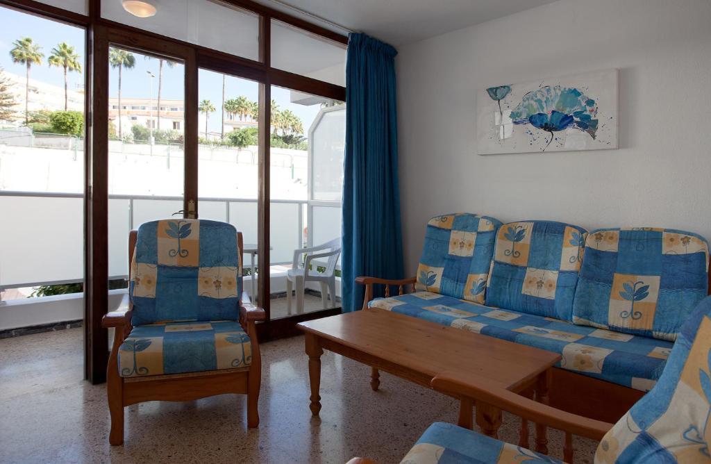 Hv apartamentos europa playa del ingl s con opiniones for Apartamentos europa