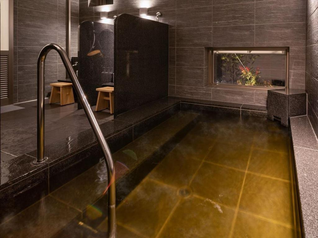 ポイント1.ホテルで天然温泉!