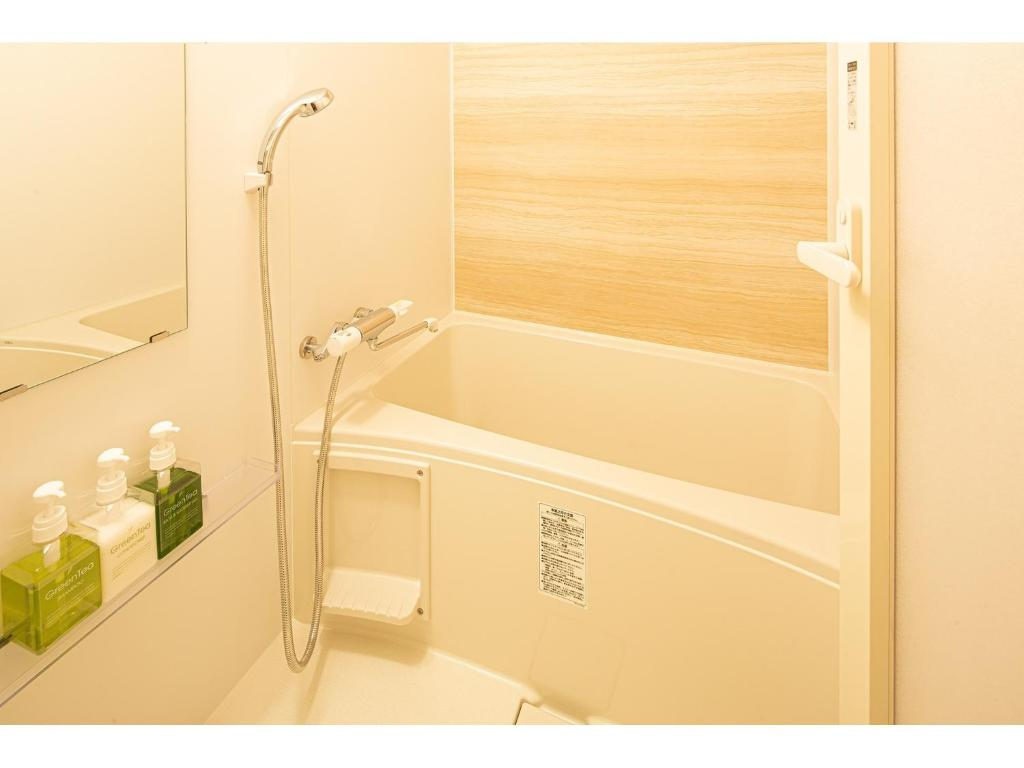 ポイント1.使いやすいセパレートタイプのバスルーム