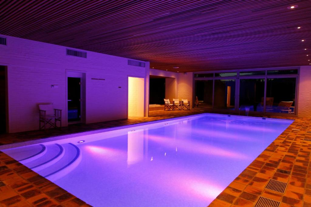 Spa wellness  Hotel des Bains & Wellness Spa Nuxe (Belgien Robertville) - Booking.com