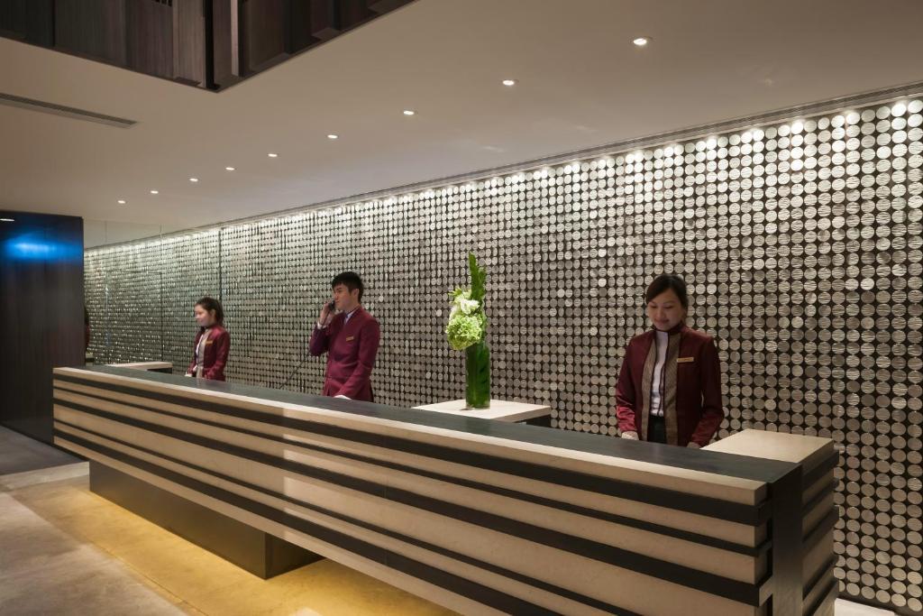 Gateway Hotel, Marco Polo, Hong Kong, Hong Kong - Booking.com