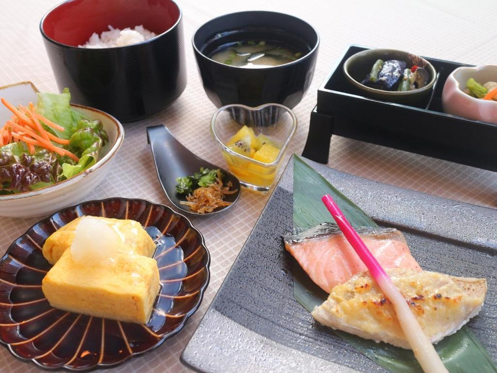 ポイント2. 和洋食から選べる朝食メニュー