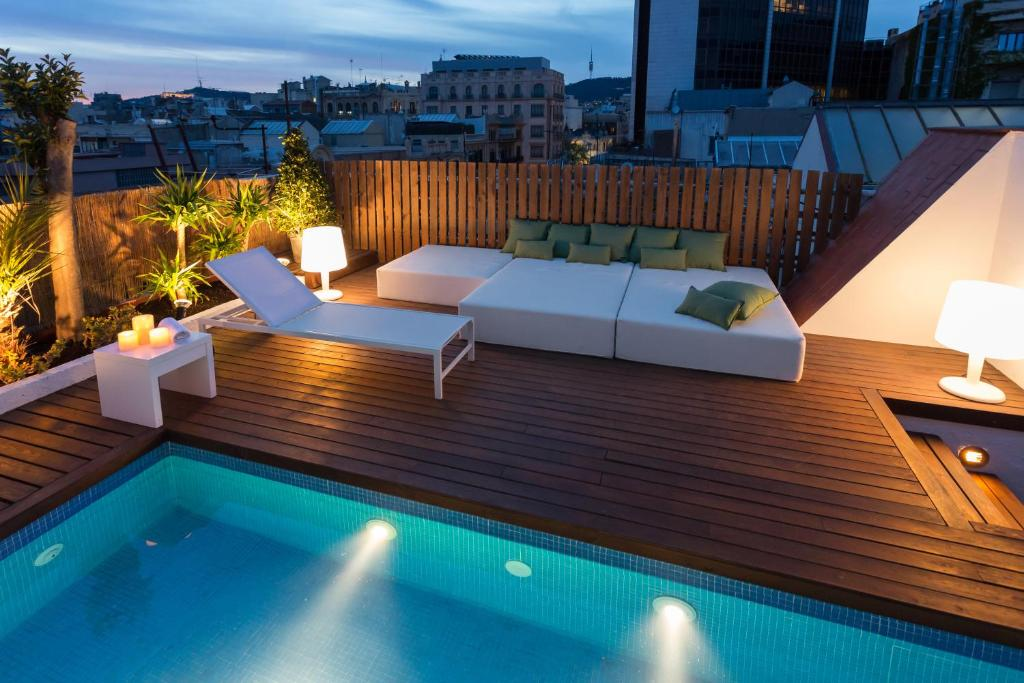 bcn luxury apartments barcelona including photos
