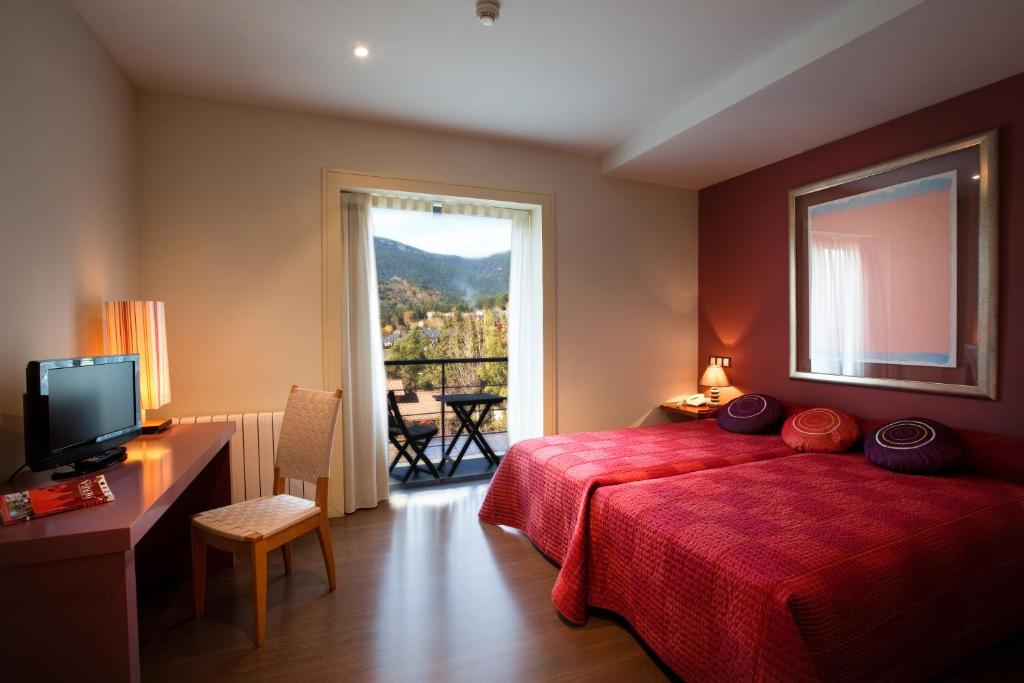 boutique hotels cercedilla  44