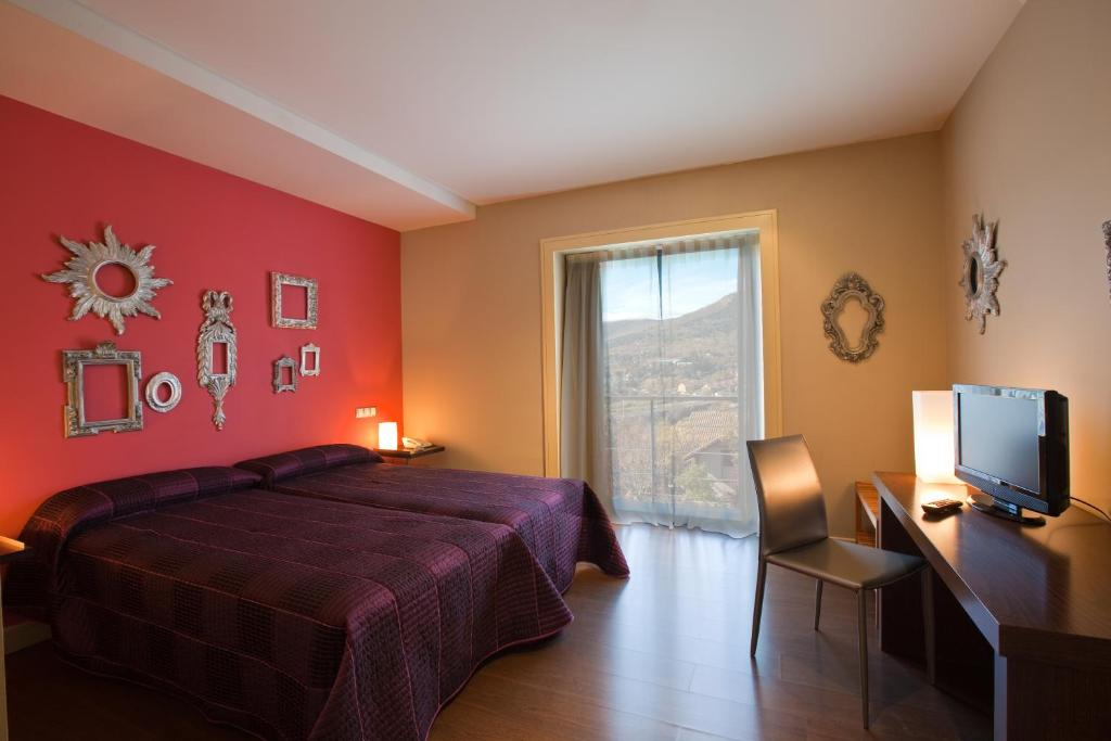 boutique hotels cercedilla  37