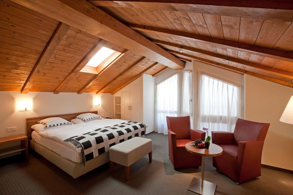Hotel Allalin Saas Fee Switzerland Deals