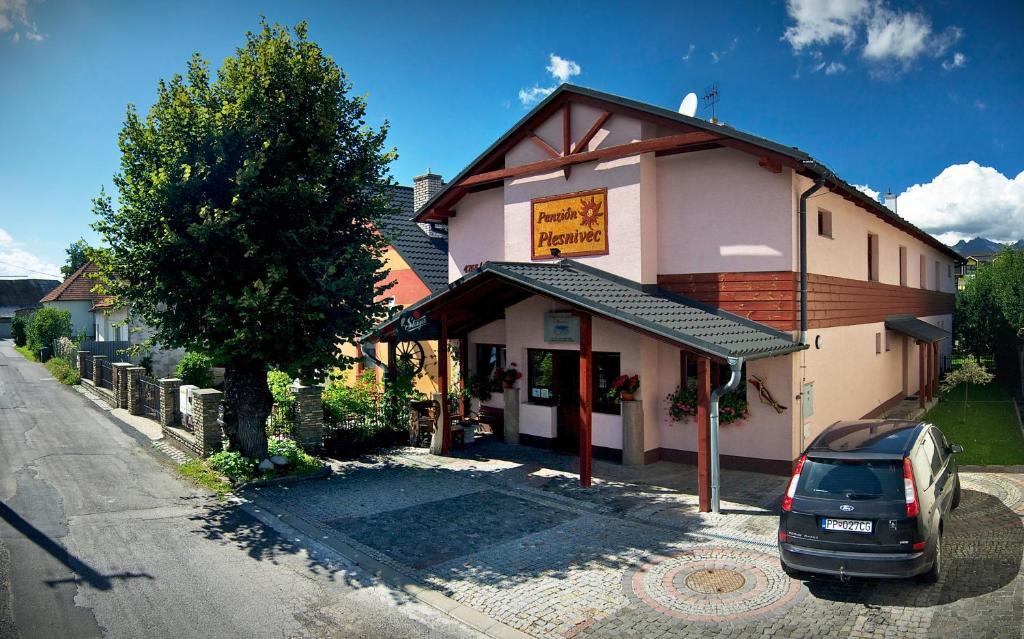 Penzion Plesnivec