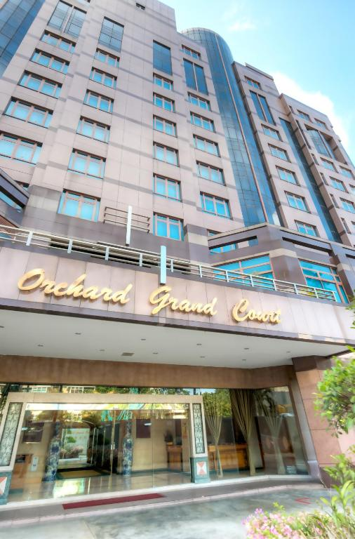 Orchard Hotel Singapore | Hotel Accommodation in Orchard