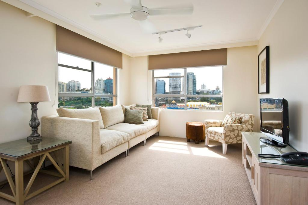 Harbourside Apartments, Sydney, Australia - Booking.com