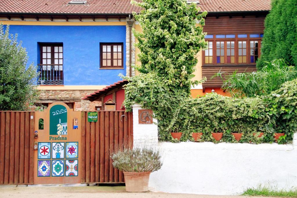 Casas Rurales Pradina I y II (Spanje Luanco) - Booking.com
