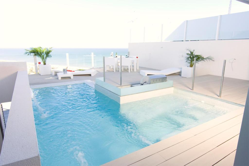 Appartement residencial 37 soles espagne faro de cullera for Reservation appart hotel espagne