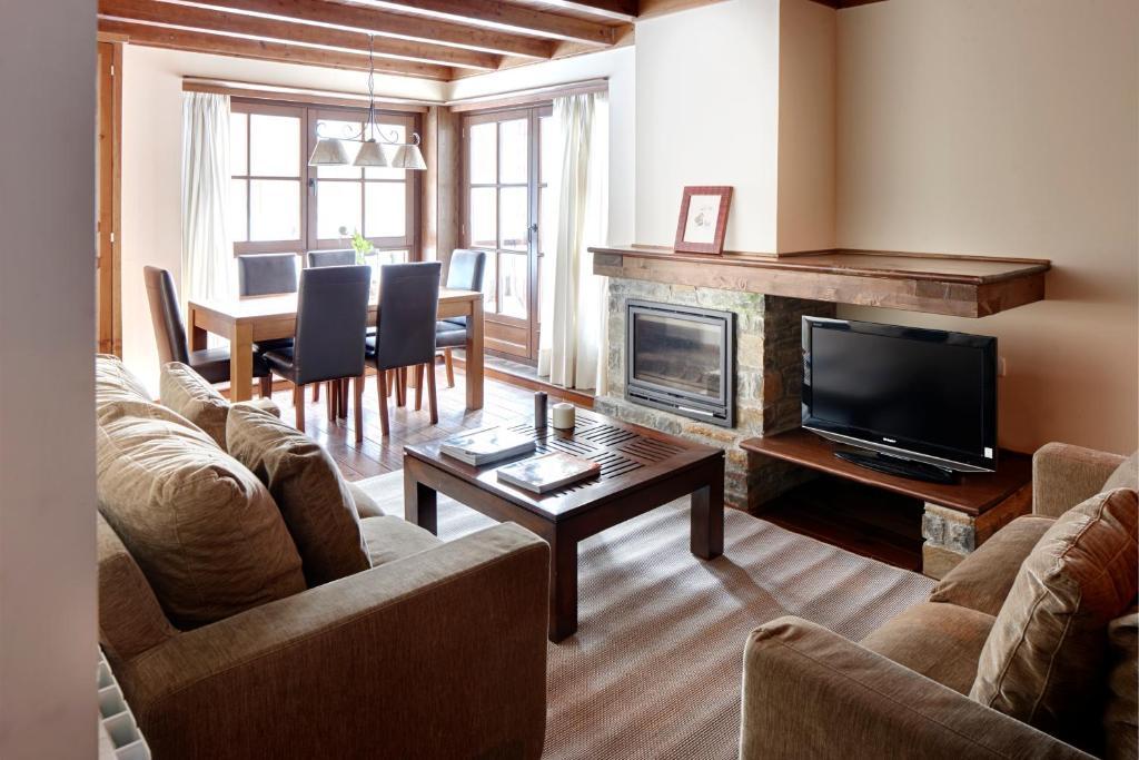 Foto del Apartamentos Val de Ruda