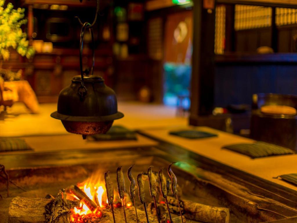 ポイント3.飛騨の大自然を満喫する空間