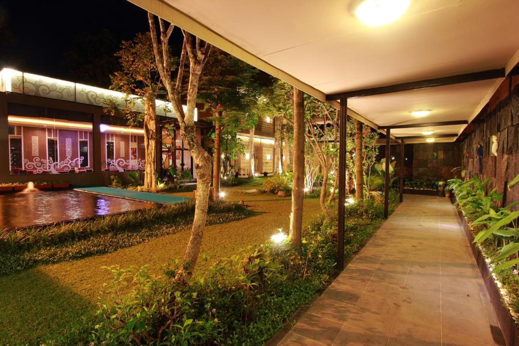 garden inn hotel. Galeri Akomodasi Ini Garden Inn Hotel I