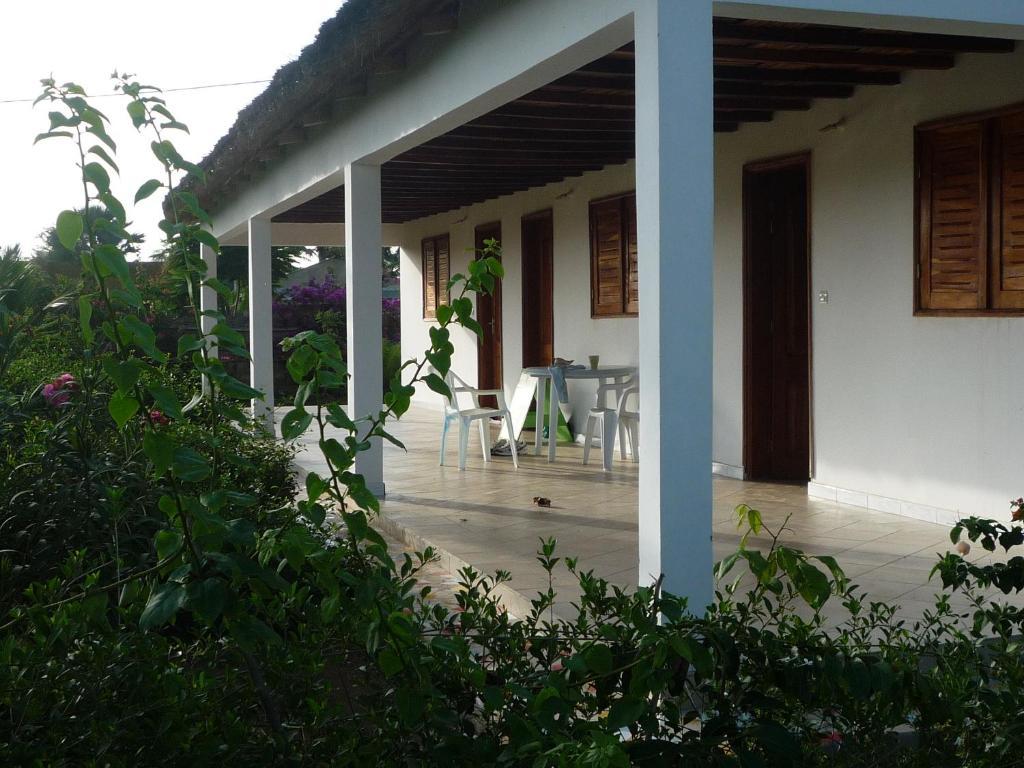 Hotel Estelle Bed And Breakfast La Tortue Bleue Cap Skirring Senegal Bookingcom