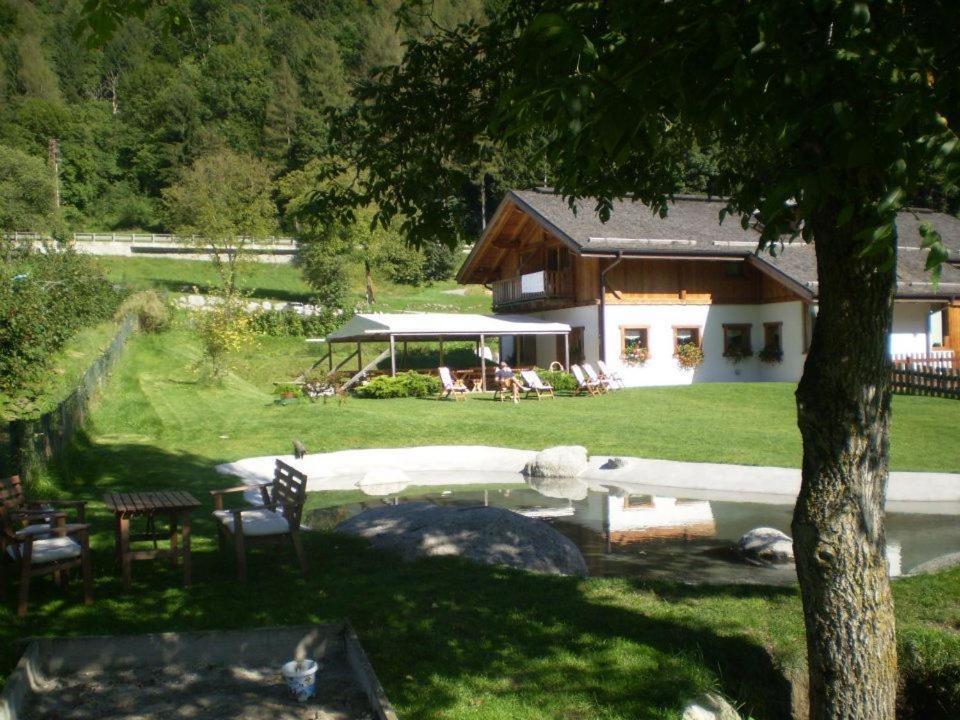 Vakantieboerderij Agritur Casa Al Campo (Italië Giustino ...