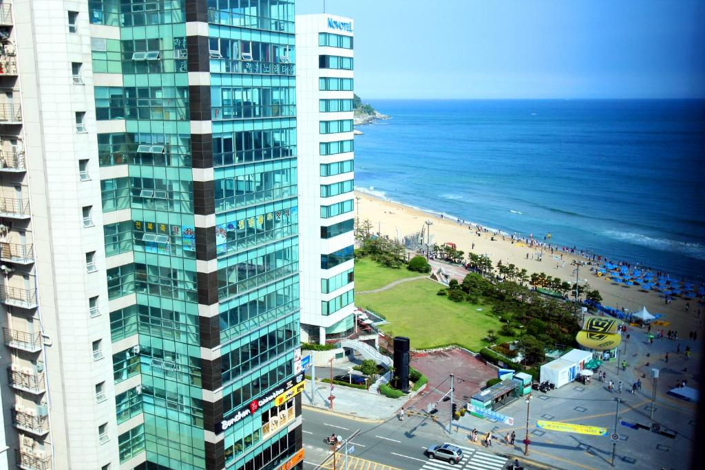 Sunset Business Hotel Busan South Korea Deals