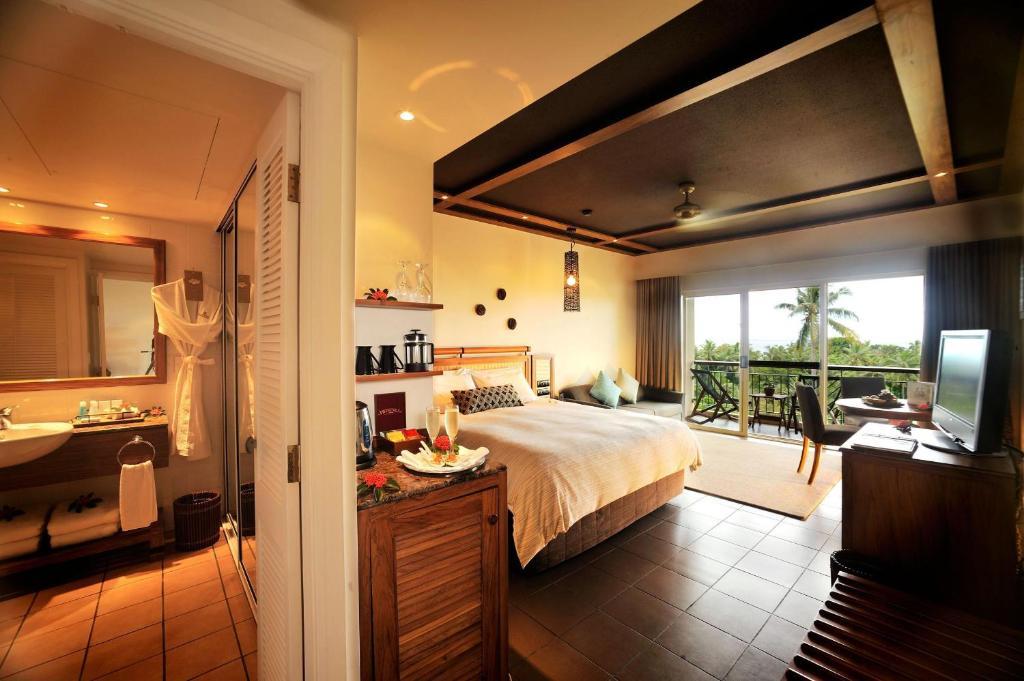 Outrigger Fiji Beach Resort Korotogo Fiji Booking Com