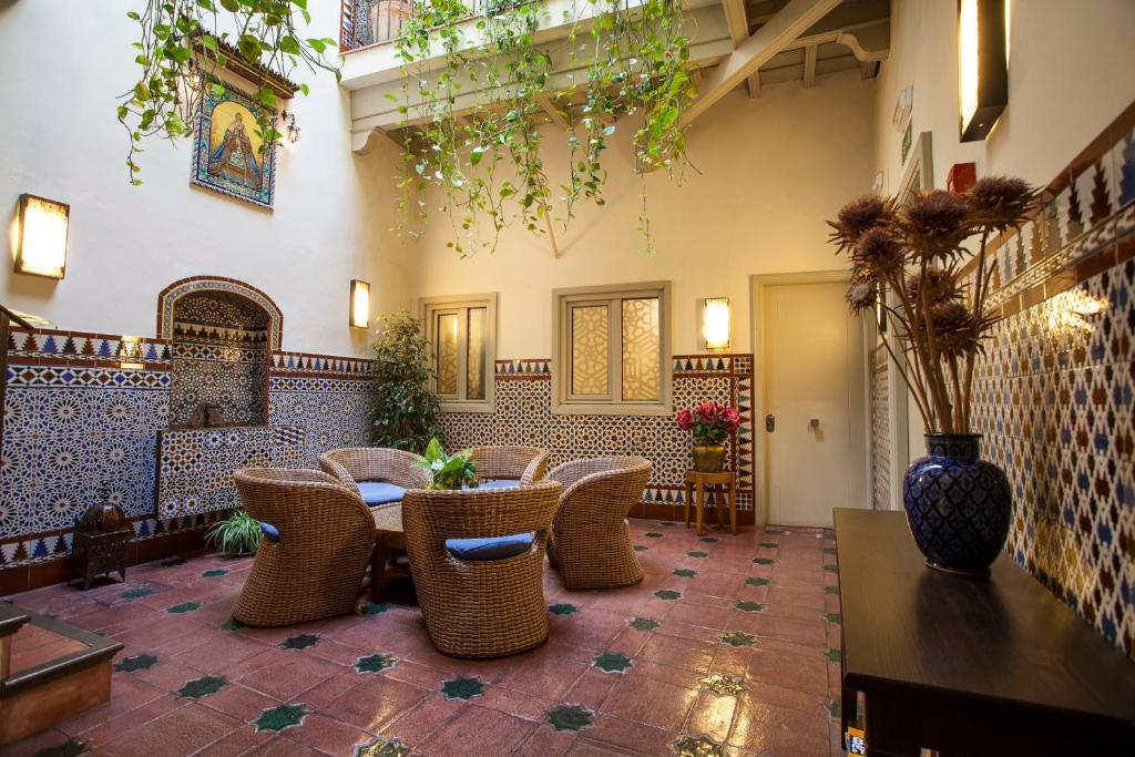 boutique hotels sevilla provinz  57