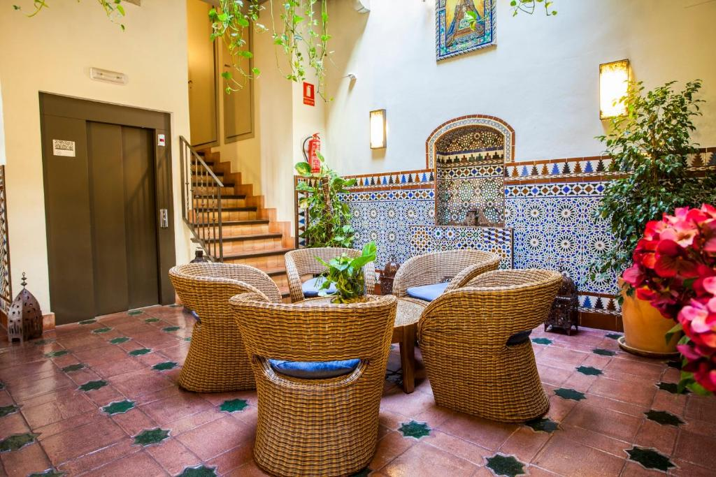 boutique hotels sevilla provinz  84