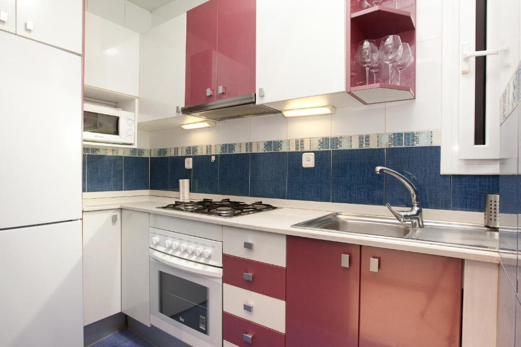 gran imagen de AB Sagrada Familia Comfort Apartments