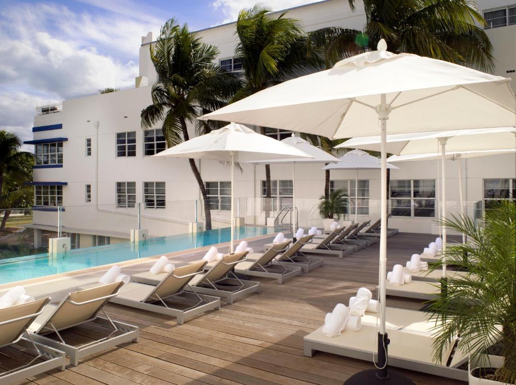 Hotel Breakwater South Beach, Miami Beach, FL - Booking.com