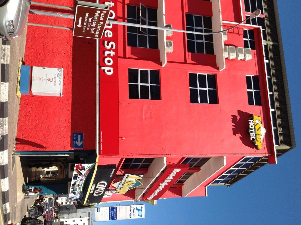DG One Stop Budget Hotel Ipoh Malaysia