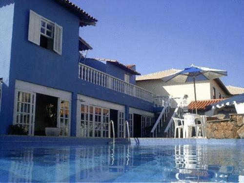The swimming pool at or near Pousada Vida Boa Praia