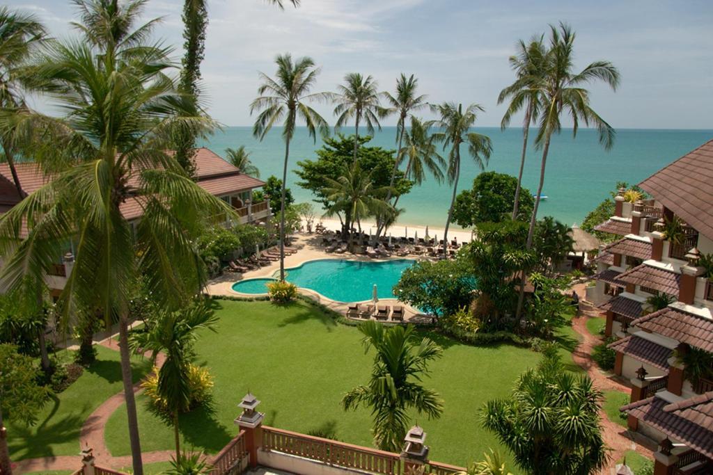 Aloha Resort, Lamai Beach, Koh Samui