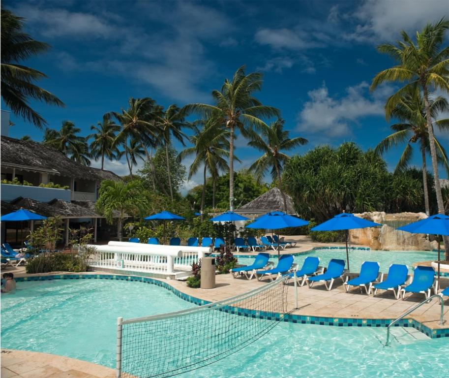 Beach Resort: Almond Beach Resort, Saint Peter, Barbados