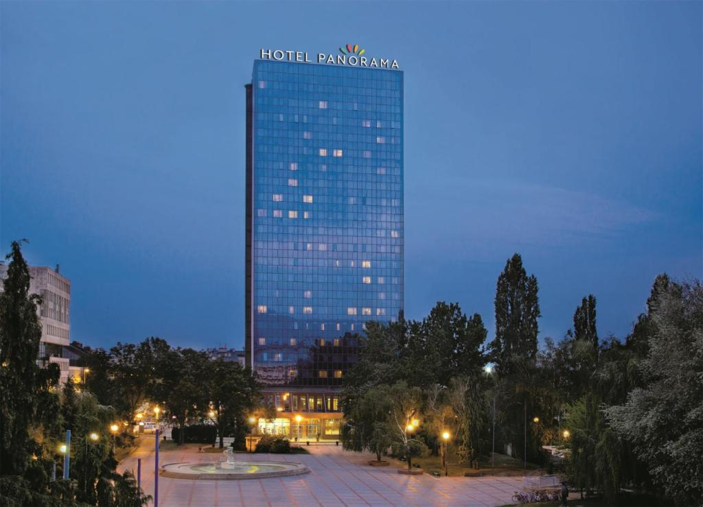 Panorama zagreb hotel croatia for Hotel panorama hotel