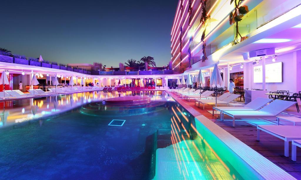 Ibiza Spain Hotels On The Beach Best Beaches In World