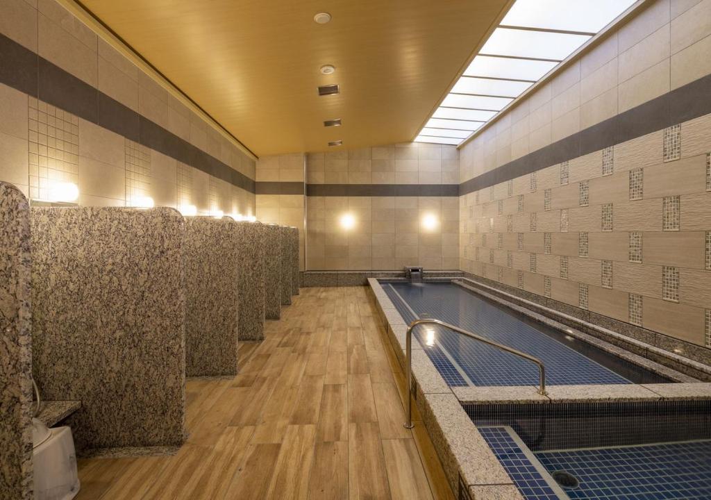 ポイント2.綺麗で清潔!ゲスト専用の大浴場