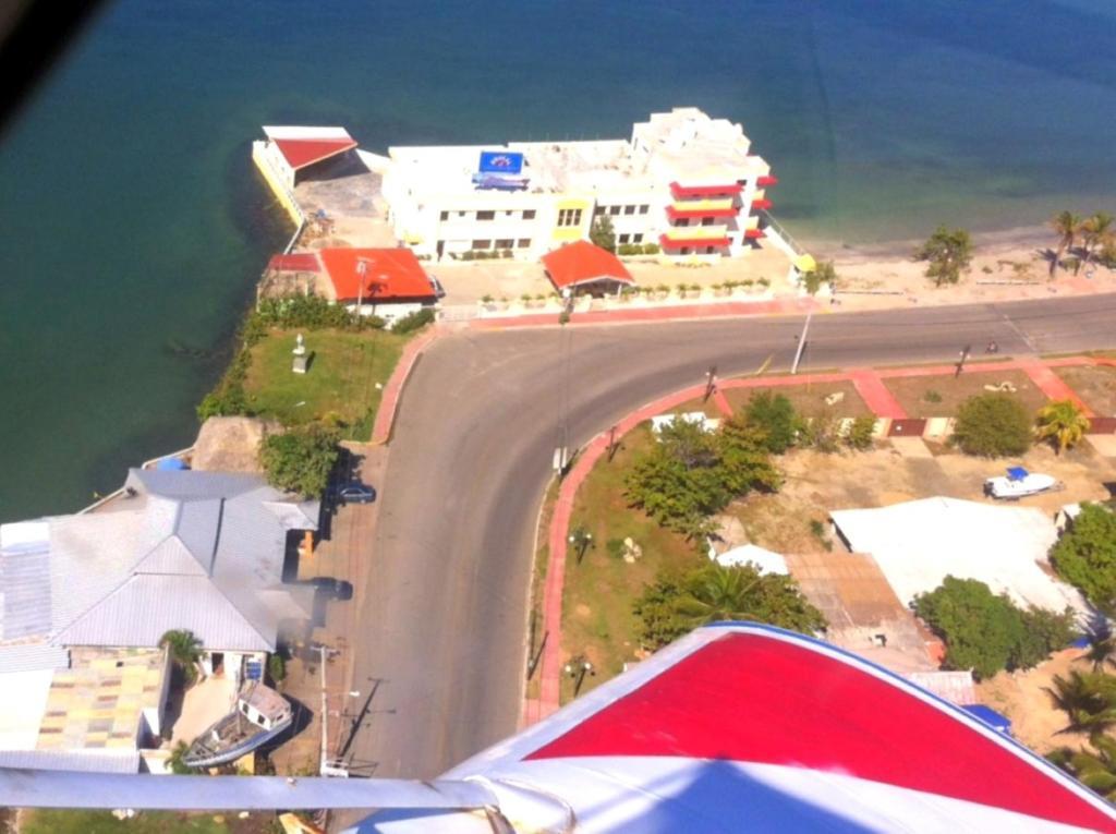 Vue panoramique sur l'établissement Hotel Marbella Montecristi Rep. Dom.