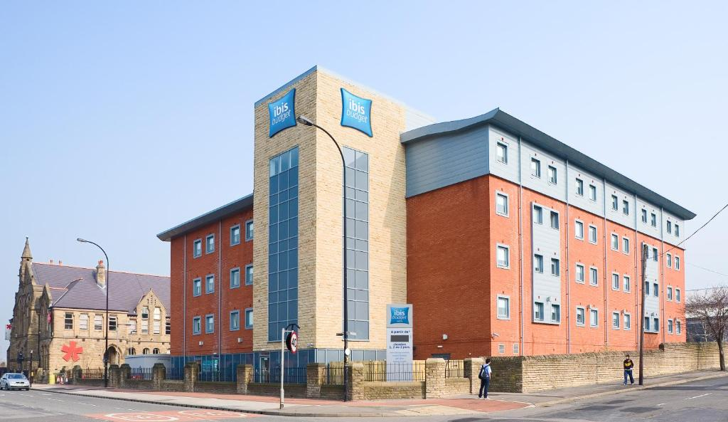 Hotel Ibis Budget Sheffield Arena Uk Booking Com
