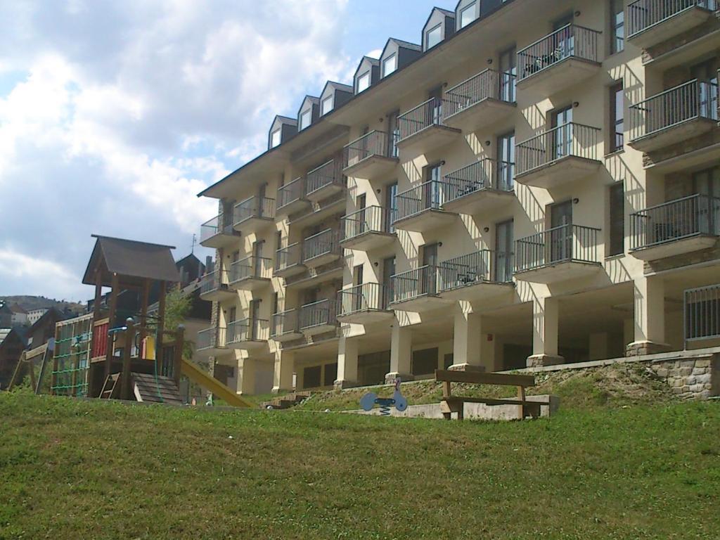 Apartamentos Riglos Candanchu fotografía