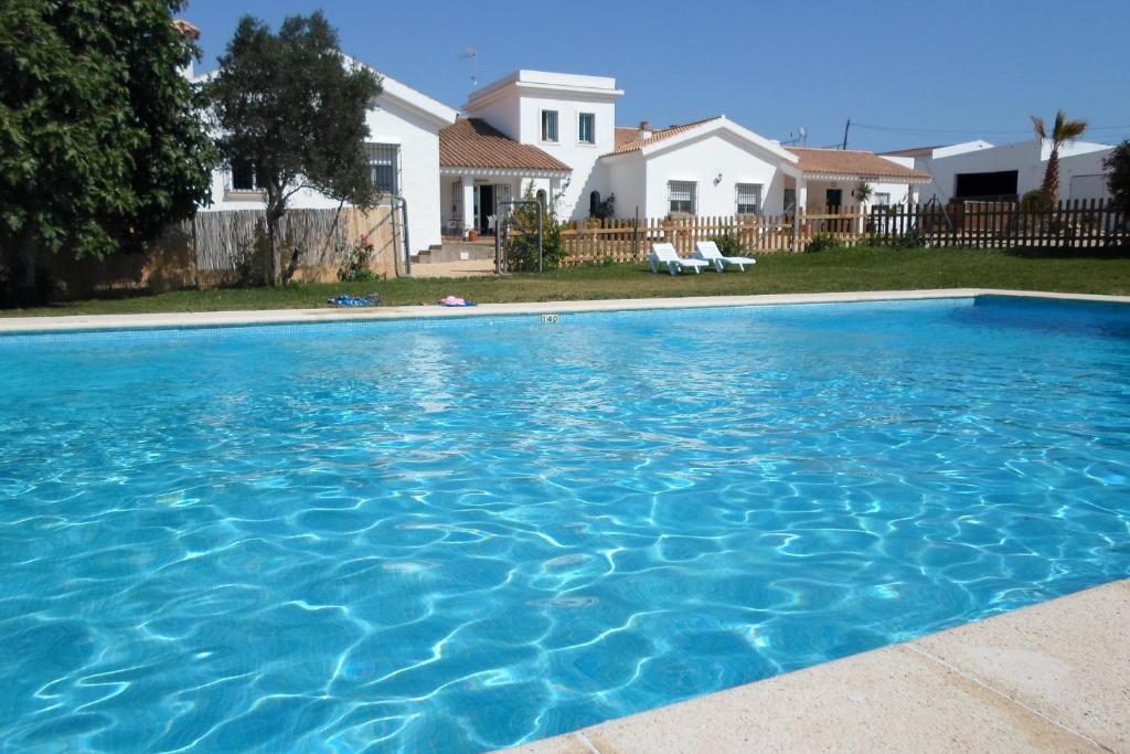Hotel Rural Casa Fina - Adults Only 내부 또는 인근 수영장